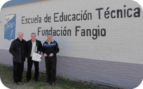 Escuela Fangio